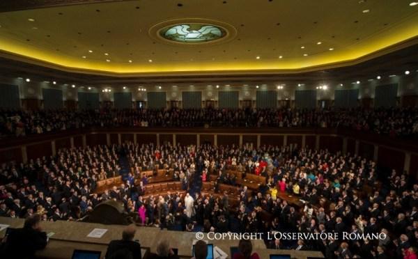 Papa Francesco – Discorso al Congresso degli Stati Uniti d'America