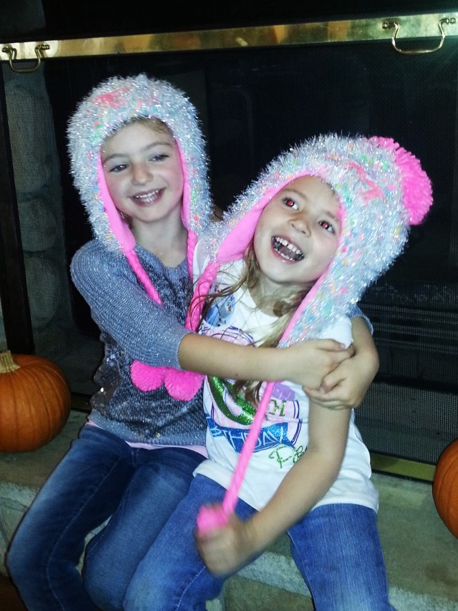 Mileys friend Paige bought her this hat ...It's just like hers.....They so cute....Best Friends...