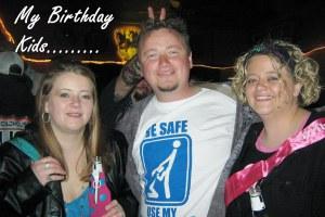 Tina, Scott, and Tammy