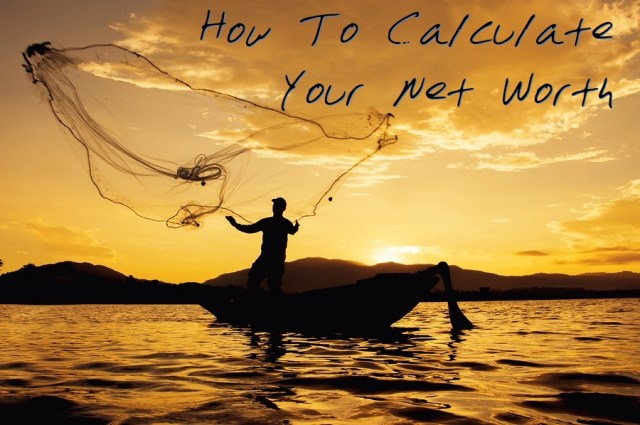 how to calculate net worth