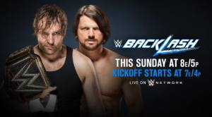 Wrestling 2 the MAX EXTRA: WWE Backlash 2016 Review