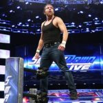 W2M EXTRA:  WWE Smackdown Live Review 1.3.17:  Dean Ambrose Wins