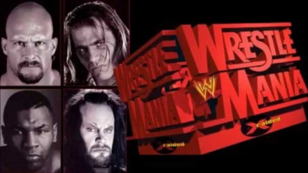 Wrestle Mania 14