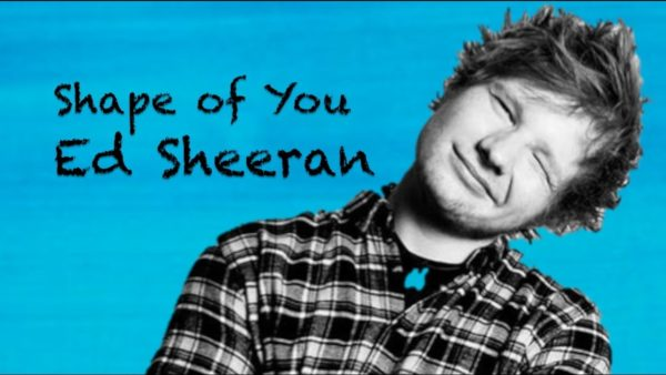 Image result for song shape of you