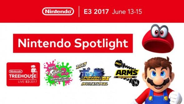 Nintendo Spotlight E3 2017 Review