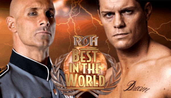 ROH Best in the World 2017 Preview