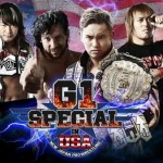 NJPW G1 Special in USA Preview & Predictions