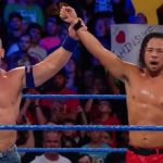 Wrestling 2 the MAX:  WWE Smackdown Live Review 8.1.17: Dream Match