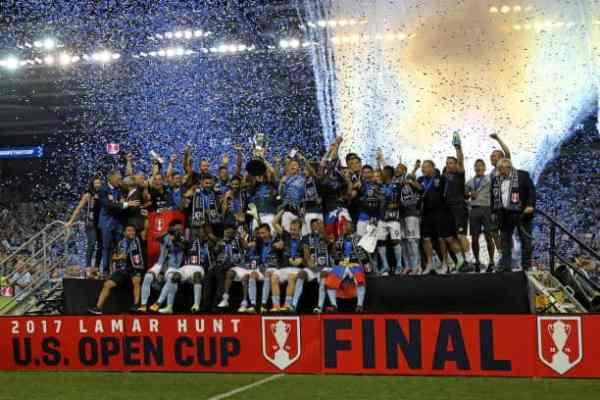 Sporting KC Win