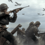 VG2M:  Call of Duty WWII, Super Mario Odyssey, Paris Games Week 2017
