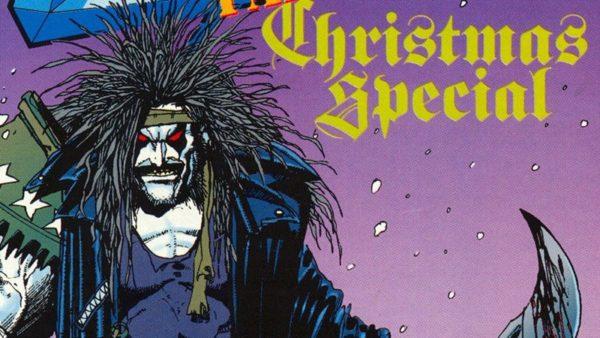 Lobo Paramilitary Christmas