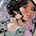 Source Material:  Princess Leia Comics (Marvel, 2015)