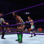 Wrestling 2 the MAX: WWE 205 Live Review 12.5.17: Fighting For Attention