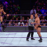 Wrestling 2 the MAX: WWE 205 Live Review 12.26.17: Cracks In The Zo Train