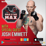 MMA 2 the MAX:  UFC 220 Review, Josh Emmett Interview