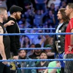 Wrestling 2 the MAX: WWE Smackdown Live Review 1.30.18: Fractures