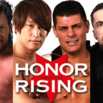 Running Wild Podcast: Honor Rising Preview, Rob Viper Interview