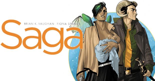 Saga Comics Volume 1