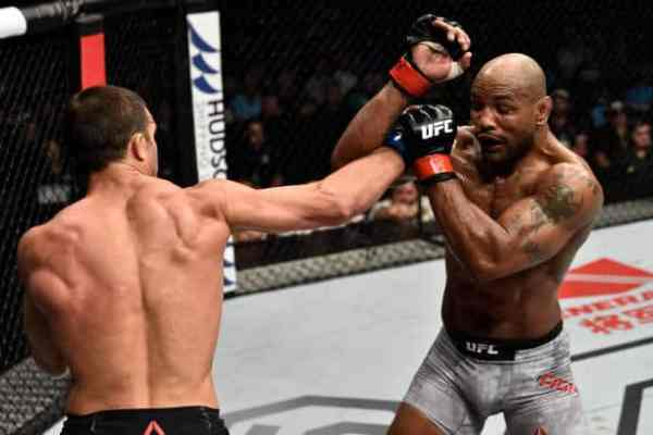 UFC 221 Review