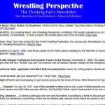 Shooting the Shiznit:  Paul McArthur Wrestling Perspective