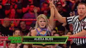 Alexa Bliss Qualifies