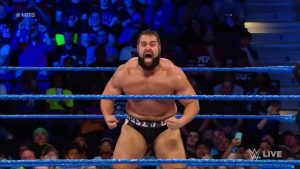 Rusev Qualifies
