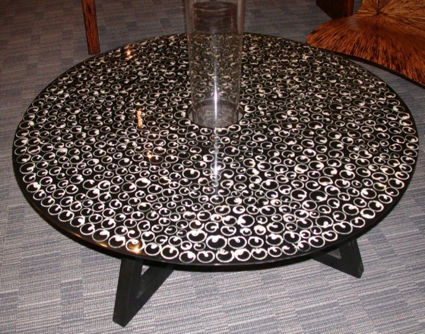 Scarlette End Table