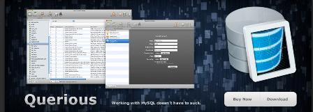 Querious - MySQL Database Tool for Mac OS X