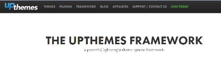 The UpThemes Framework - UpThemes