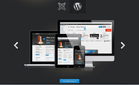 gantry WordPress theme framework