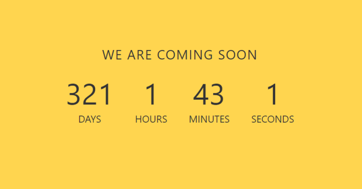 How to create a Countdown Timer in HTML