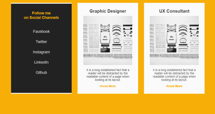 How to create a Pure CSS Flip Card