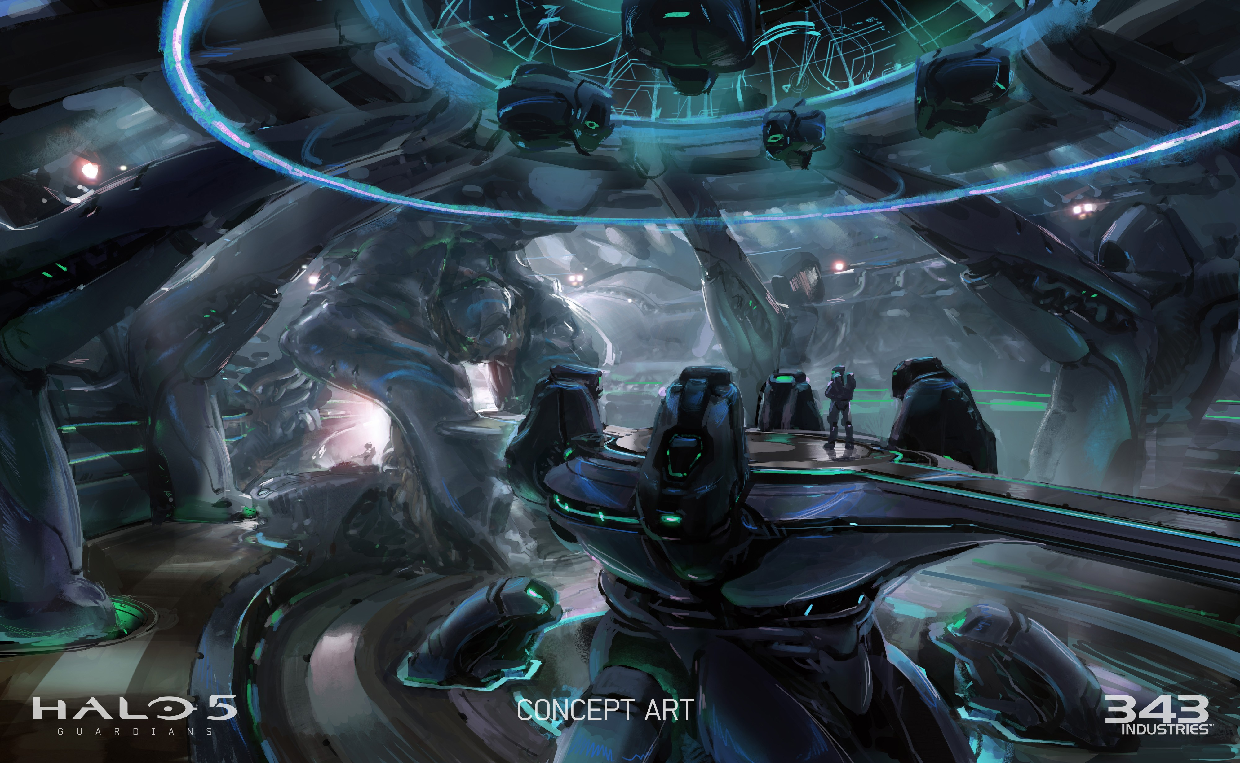 concept art  Halo Master Chief Collection  video games  Halo  Xbox     Download wallpaper