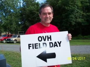 W4OVH 2017 Field Day