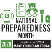 2020 National Preparedness Month