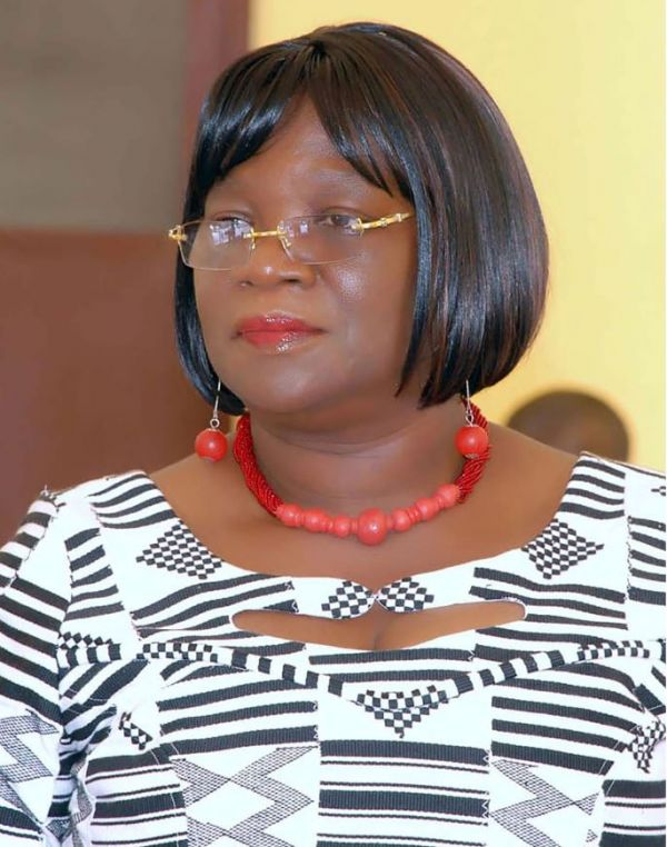 Perpetua Phyllis Darfoor (nee Adigbo)