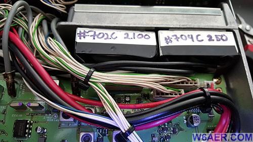 Yaesu FT847 Filter Upgrade