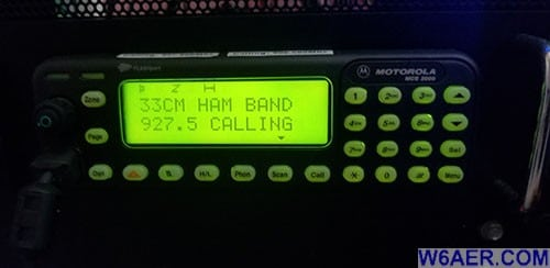 Motorola MCS2000 Flashport Model3 900mhz