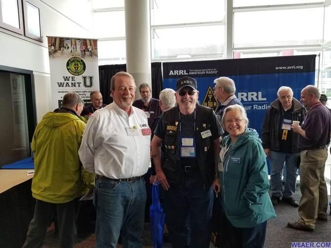 Seapac Ham Radio Conference Oregon Coast 2017