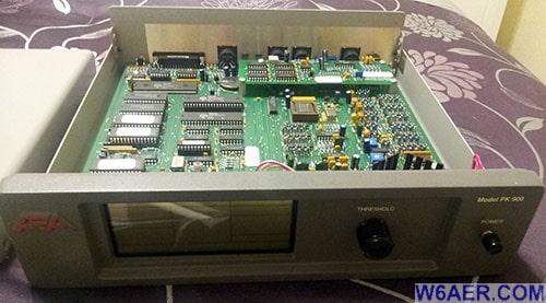 AEA Timewave PK 900 Inside