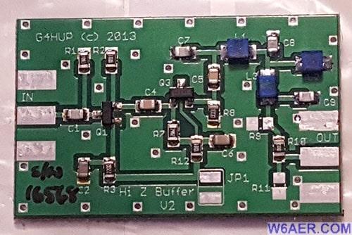 Yaesu FT847 hupRF IF Tap Modification