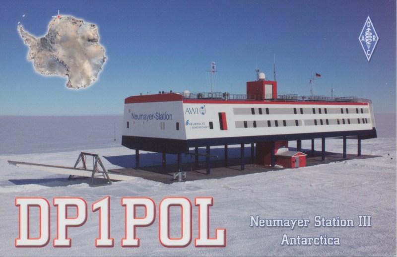 Antarctica D1POL