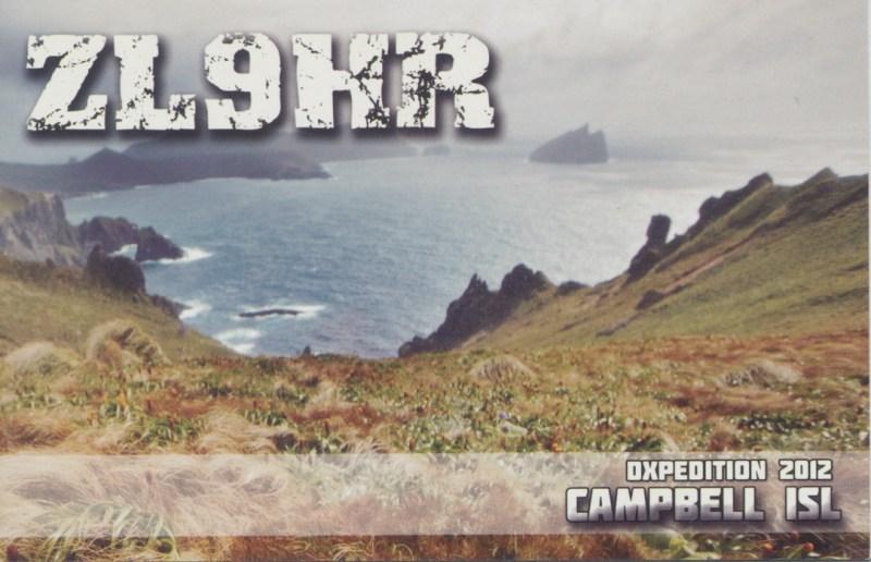 Campbell Island
