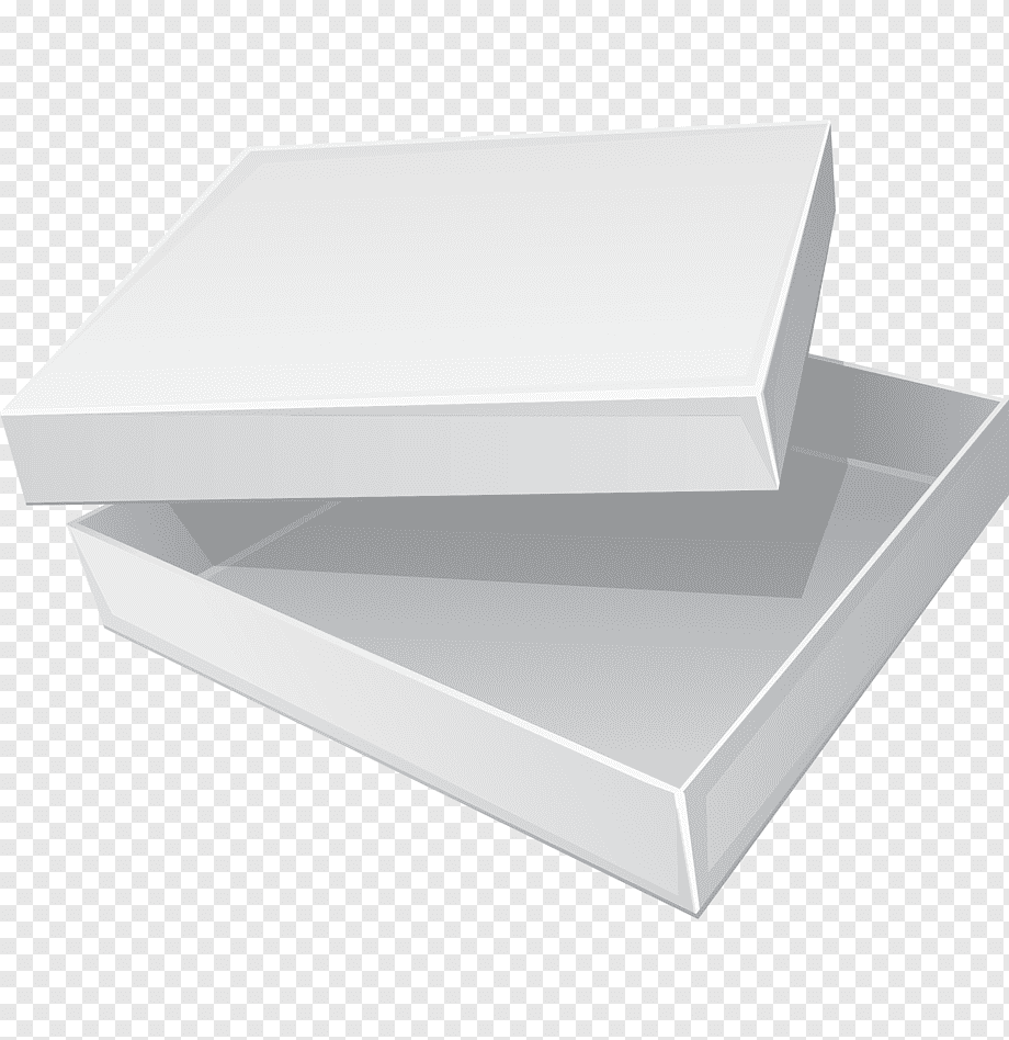 It's the first step of a box packaging design. Box Template Png Images Pngwing