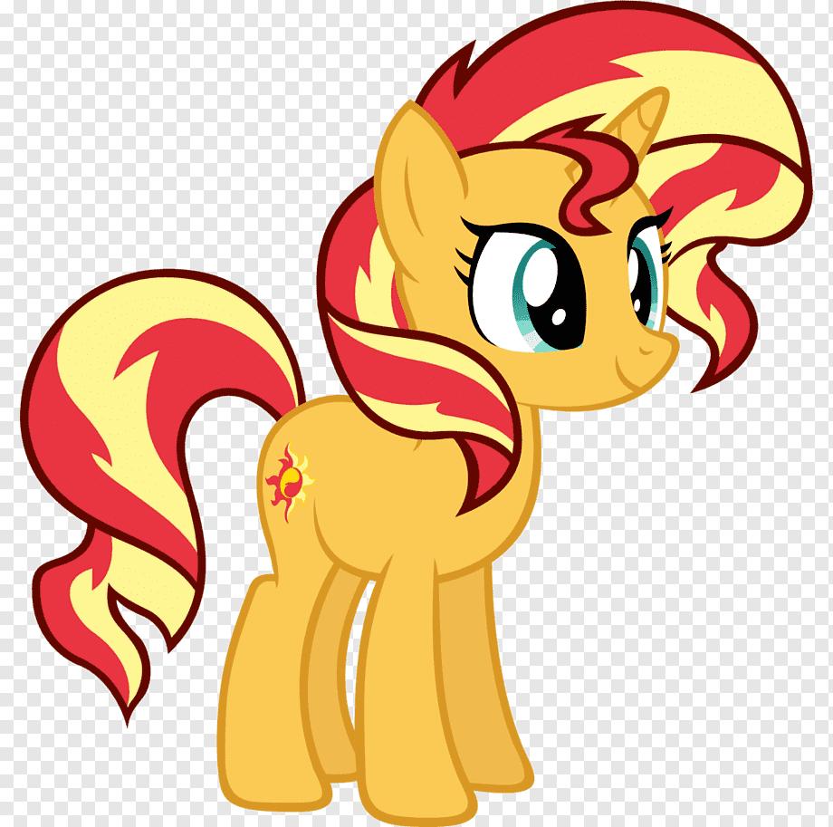Sunset Shimmer Pony Applejack Twilight Sparkle Rainbow Dash Nice Horse Mammal Sunset Shimmer Png Pngwing