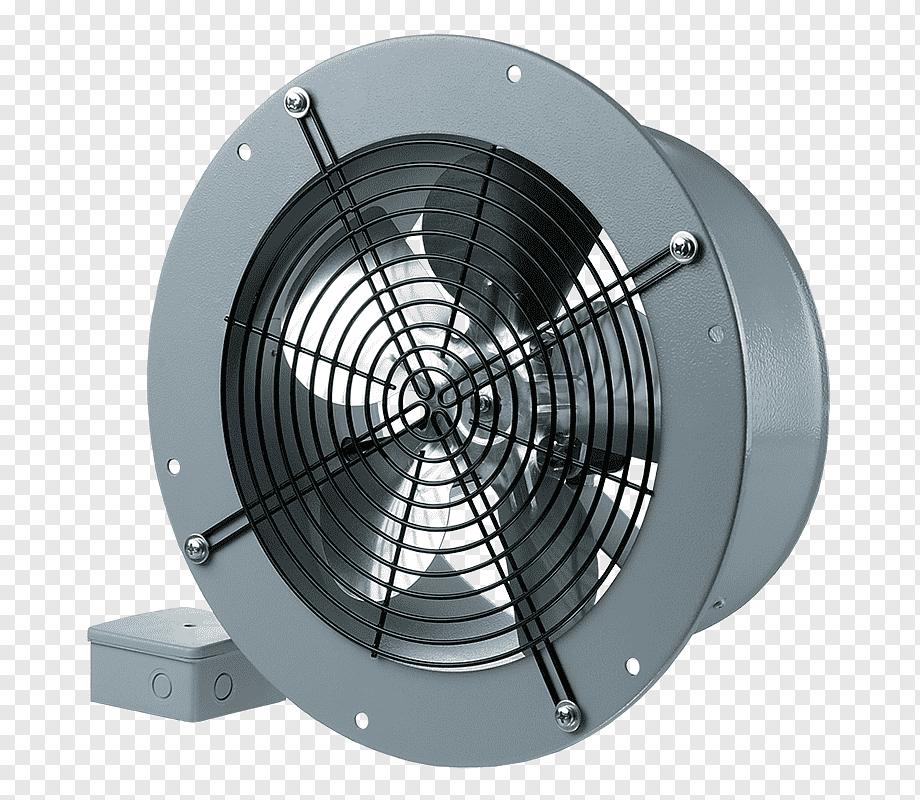 attic fan ventilation room air