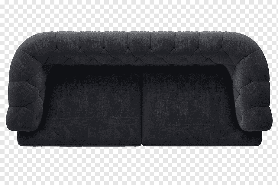 gray cushion 2 seat couch furniture