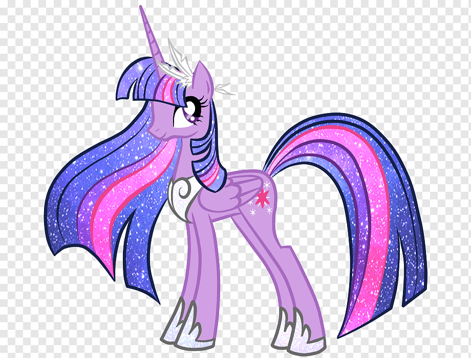 Twilight Sparkle My Little Pony Drawing Winged Unicorn My Little Pony Horse Purple Mammal Png Pngwing
