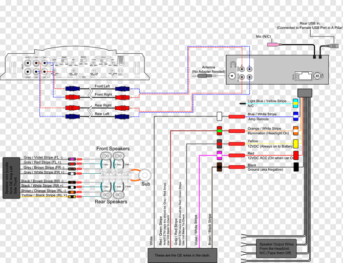 wiring diagram schematic electrical wires  cable
