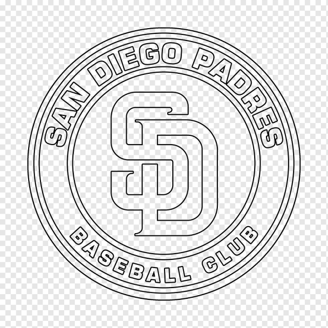 San Diego Padres Ticket Sales Coloring book Los Angeles Chargers